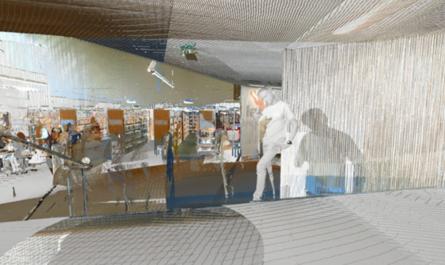 kirjasto artikkelikuva 445x265 - 3D-mittaus, -mallintaminen ja -visualisointi (osa 2/7)